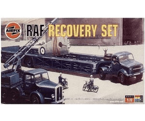 Image of Airfix Airfield Recovery Set (03305)