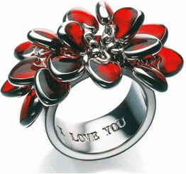 Swatch Love Explosion Designring (JRR016)