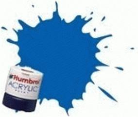Humbrol 014 - Französisch Blau 12ml glänzend Acryl