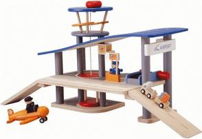 Plan Toys PlanCity - Flughafen