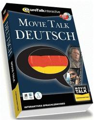 Image of EuroTalk Movie Talk German - Advanced (Win/Mac) (DE)