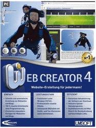 Mindscape Web Creator 4 Standard (DE) (Win)