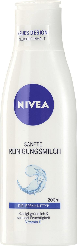 Nivea Sanfte Reinigungsmilch (200ml)