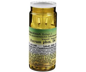 Anthroposan Ferrum Phos. D 6 Schuessler Nr.3 Tabletten (80 Stk.)