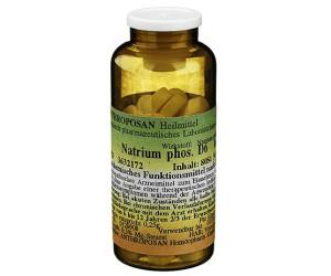 Anthroposan Natrium Phosphor. D 6 Schuessler Nr.9 Tabletten (80 Stk.)