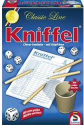 Schmidt-Spiele Classic Line Kniffel (49203)