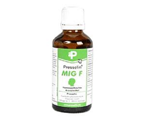 Combustin Presselin Mig F Tropfen (50 ml)