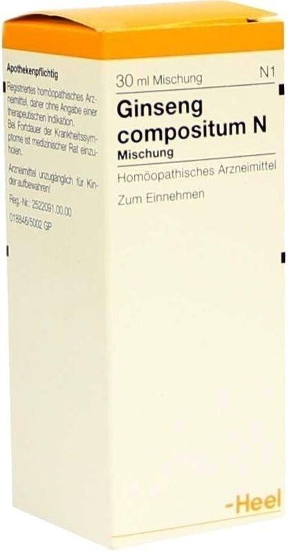 Heel Ginseng Compositum N Tropfen (30 ml)