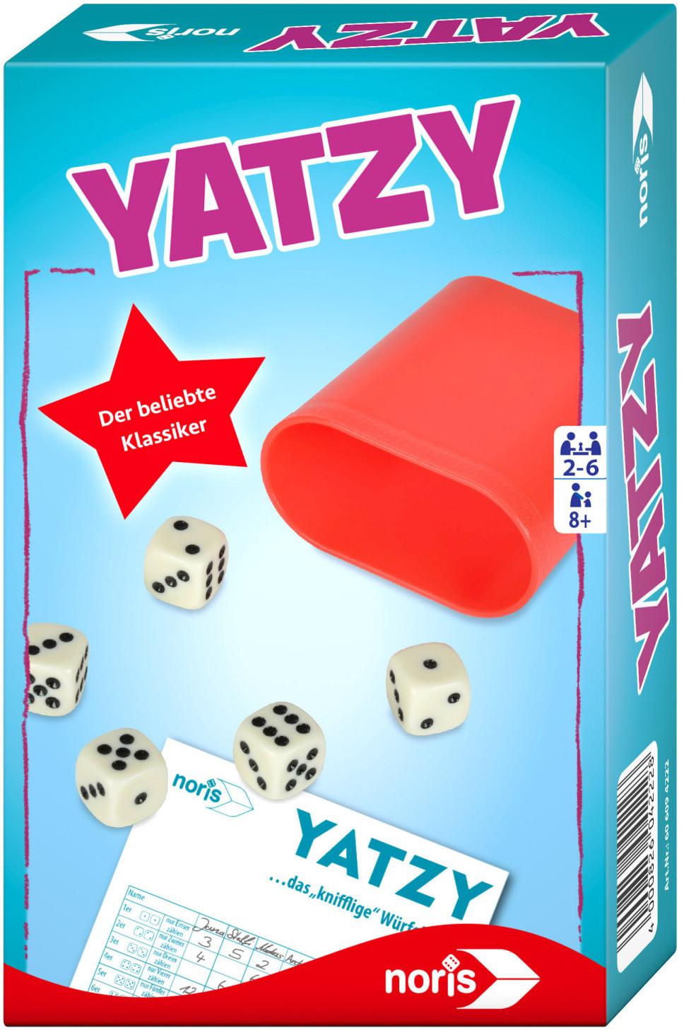 Yatzy - Das Würfelspiel