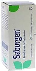 Weber & Weber Saburgen Tropfen (100 ml)