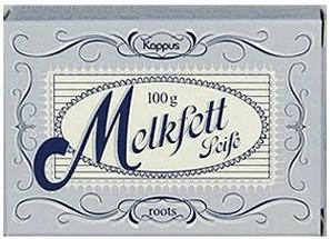Kappus Melkfett Seife (100 g)