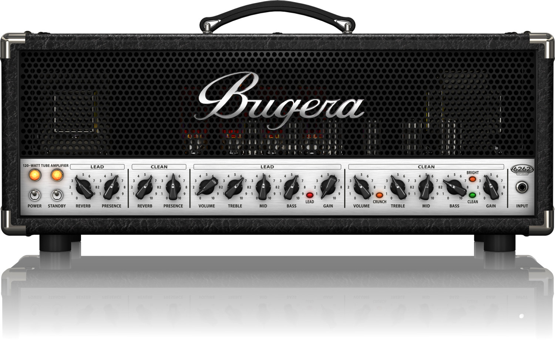 Image of Bugera 6262 Head