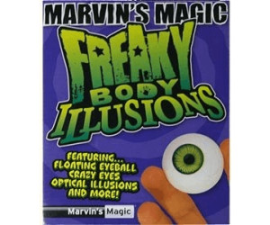 Marvin's Magic Freaky Body Illusions