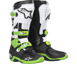 Alpinestars Motocross Stiefel Tech 10 2019 Grau Gr. 43