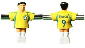 Tuniro Trikot Set Brasilien