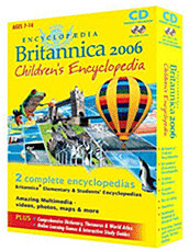 USM Encyclopaedia Britannica 2006 Children´s En...