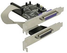 Image of DeLock 1-Port PCI-E Parallel (89125)
