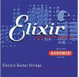 Image of Elixir Strings Nanoweb Super Light 9-42