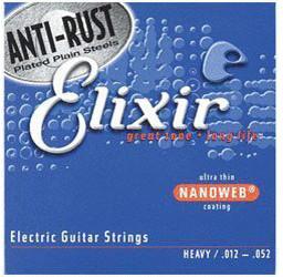 Image of Elixir Strings Nanoweb Heavy