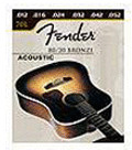 Image of Fender 80/20 Bronze (70 L)