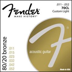 Image of Fender 80/20 Bronze (70 CL)
