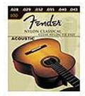 Fender Nylon Classical (100 Clear)