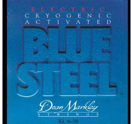 Image of Dean Markley Blue Steel 2562 MED