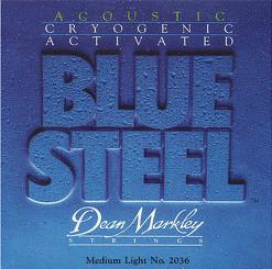 Image of Dean Markley Blue Steel 2036 ML