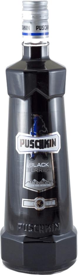 Puschkin Black Sun 1l 16,6%