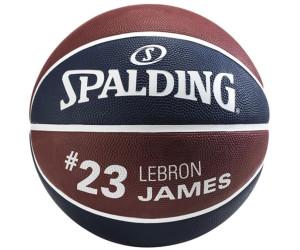 c592f0ea3b87bc Spalding NBA Player Ball Lebron James au meilleur prix sur idealo.fr