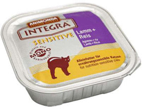 Animonda Integra Sensitive Lamm & Reis (100 g)