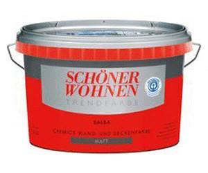 Schöner Wohnen Trendfarbe seidenglänzend 2,5 l Honey ab 24 ...
