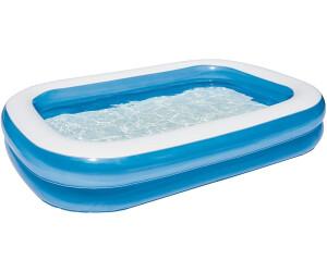 Bestway jumbo 269 x 175 x 51 cm ohne zubeh r 54006 ab 17 for Aufblasbarer pool 3m