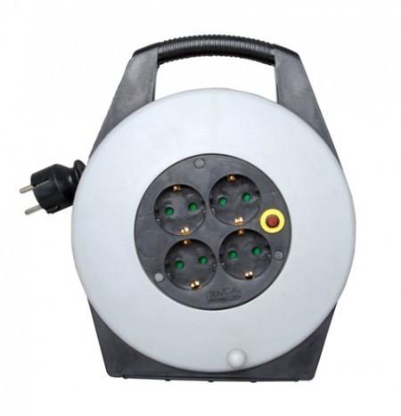 Kopp Kabelbox 4fach 10m | Baumarkt > Elektroinstallation > Weitere-Kabel