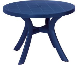 best kansas tisch 100 cm ab 79 00 preisvergleich bei. Black Bedroom Furniture Sets. Home Design Ideas