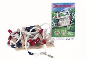 The Toy Company Gitterschaukel Holz