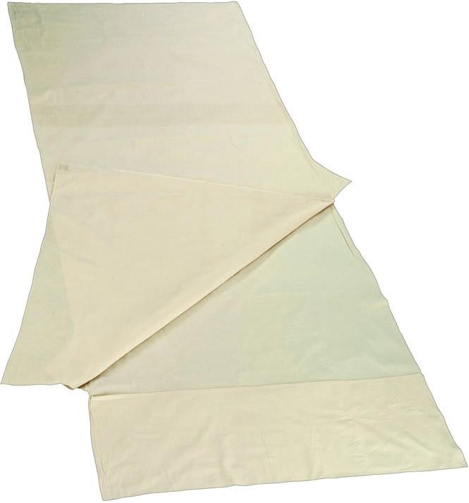 Nordisk Baumwollinlet Decke