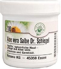 Resana Aloe Vera Salbe Dr. Schlegel (100ml)