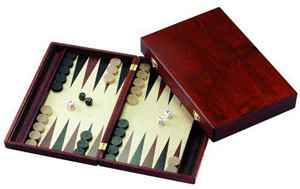 Philos-Spiele Backgammon Kos medium
