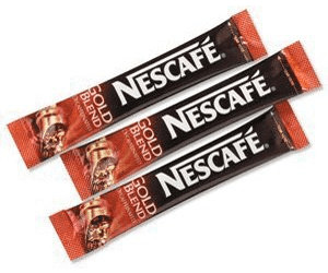 Nescafé Gold Blend Decaffeinated Sticks