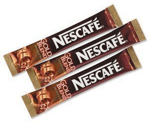 Nescafé Gold Blend Sticks (200 Pack)