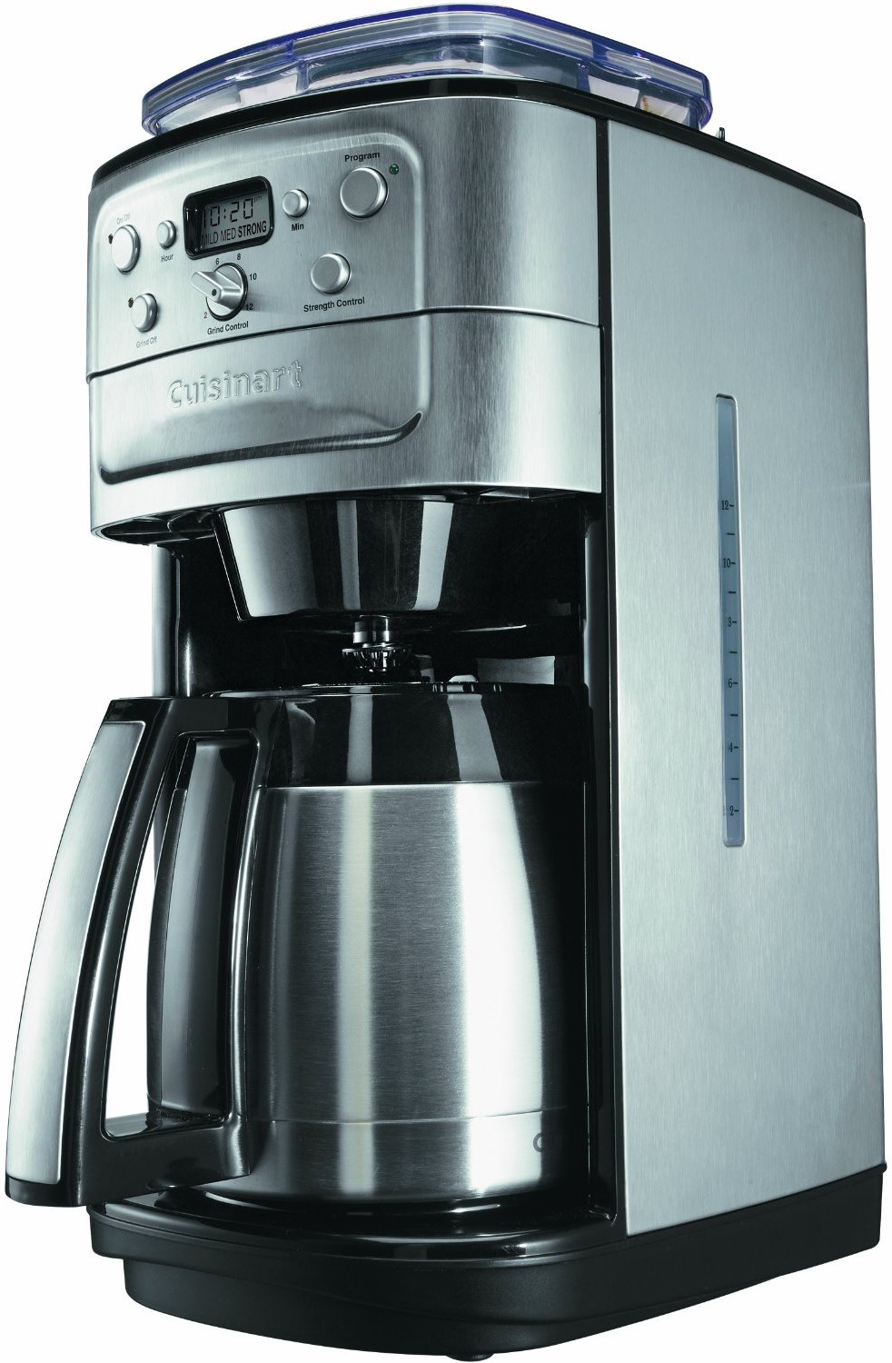 Image of Cuisinart DGC900BCU Grind and Brew Plus