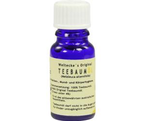 Weltecke Teebaum Oel (10 ml)