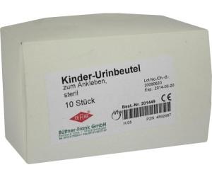 Urinbeutel Kleben