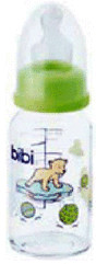 Büttner-Frank Glasflasche Schott Tee 125 ml