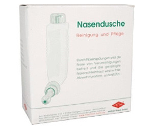 Nasendusche Kst.+4 Btl.Salz