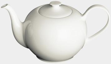 Dibbern Fine Bone China Classic Teekanne 0,90 L...