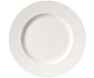 Frühstücksteller 21cm Fine Bone Cina Classic weiß von Dibbern