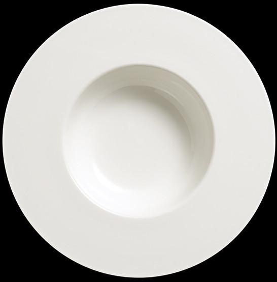 Dibbern Pure Teller26 cm tief breiter Rand