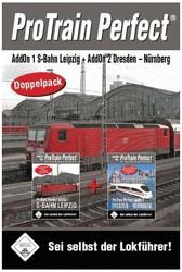 ProTrain Perfect AddOn 1 S-Bahn Leipzig + AddOn...